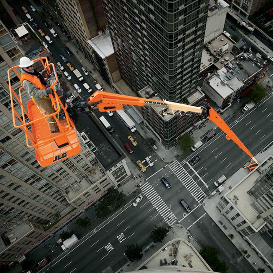 Tallest Aerial Lift : Super boom coming soon jms access