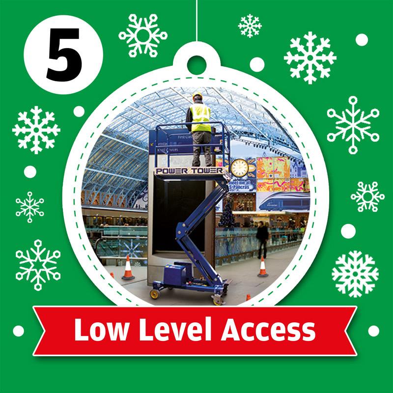 JMS Low Level Access Hire