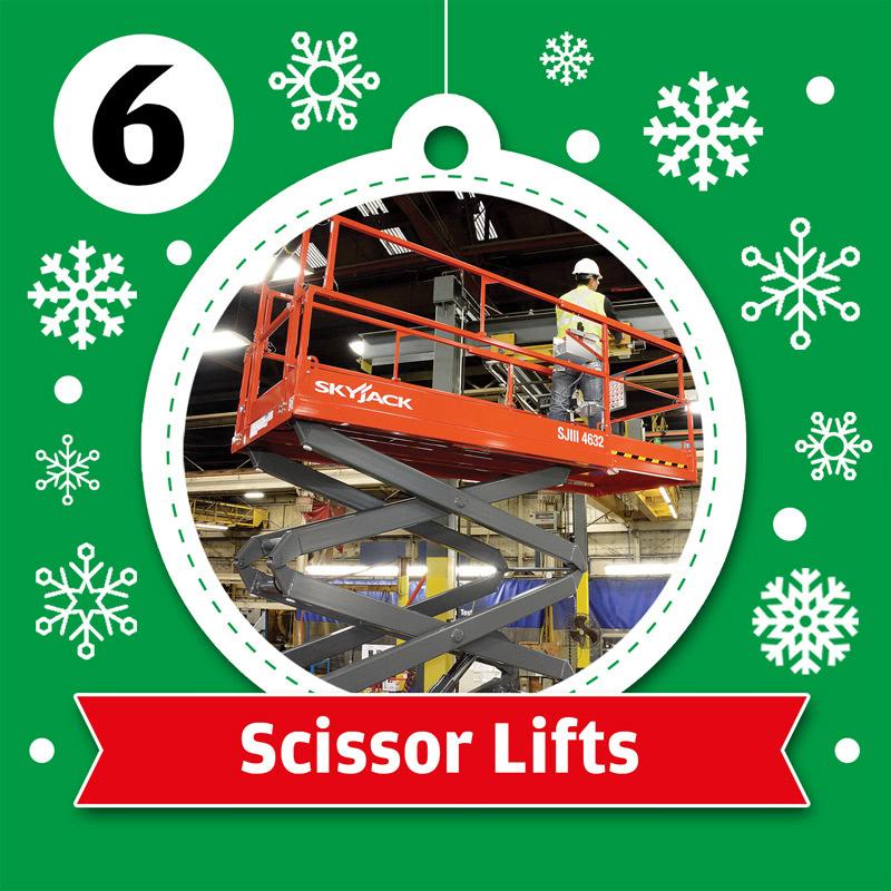 JMS Scissor Lift Hire