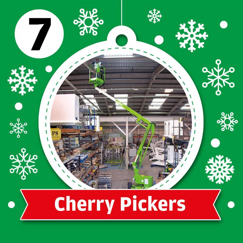 JMS Cherry Picker Hire