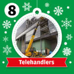 JMS Telehandlers for Hire