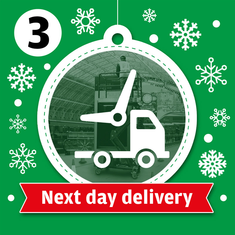 JMS - Next Day Delivery