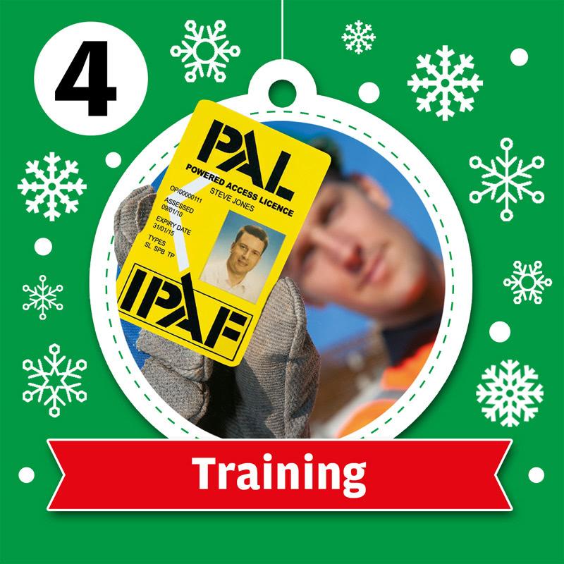 JMS Training - IPAF Training