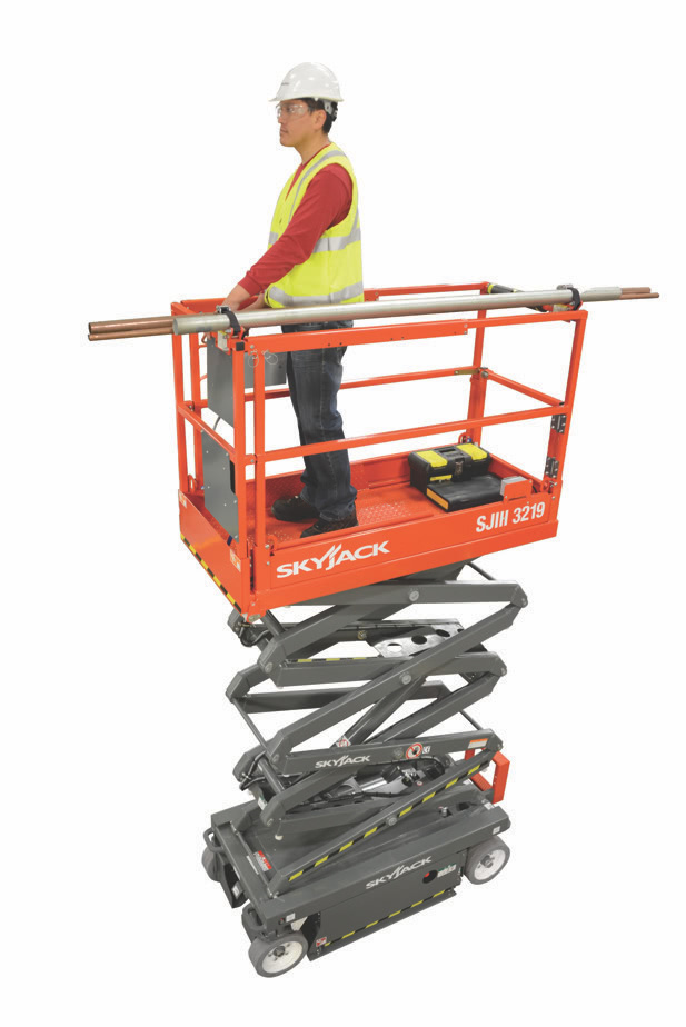 Light Duty Pipe Rack