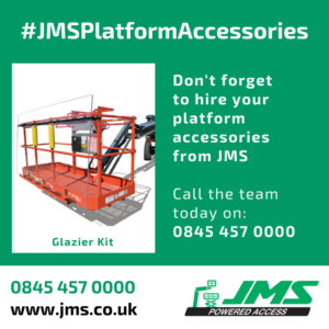 Platform Accessories - Glazier Kit