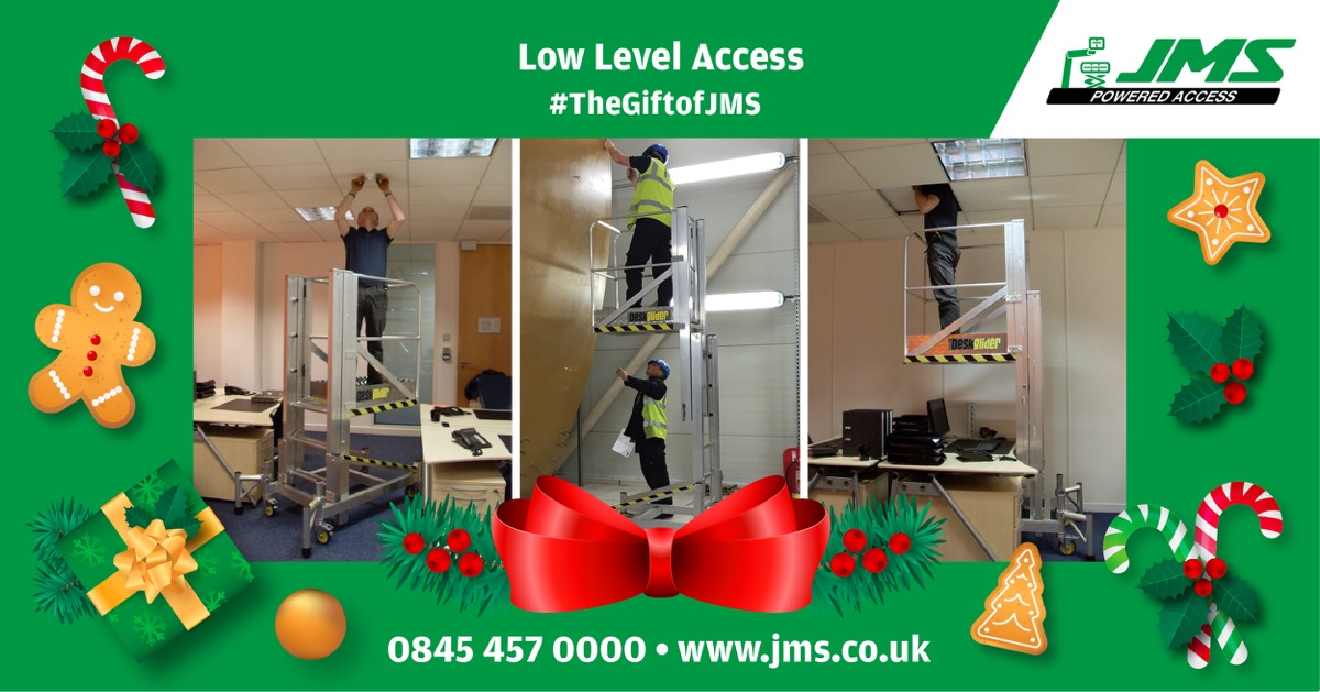 The Gift of JMS - Low Level Access