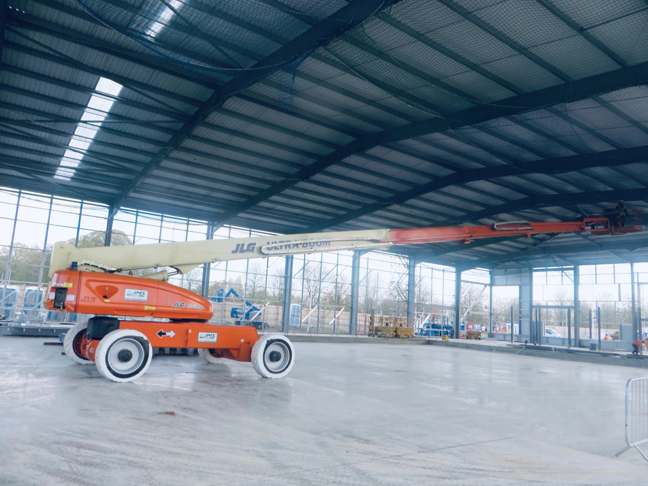 JLG 1350 SJP telescopic boom lift