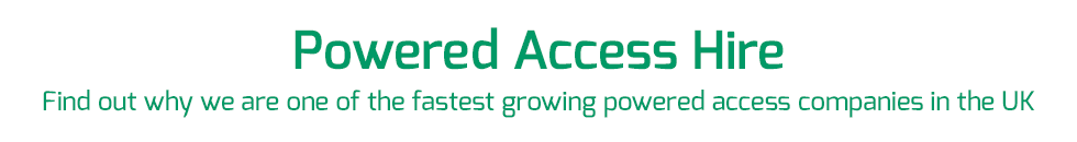 powered access hire