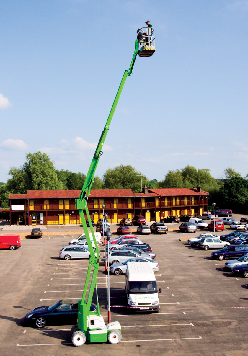 Nifty Height Rider 17N – 17.20m Boom Lift