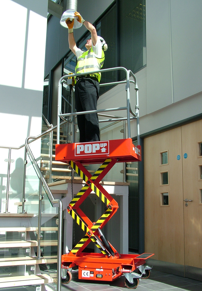 Pop Up – 3.63m – Low Level Access