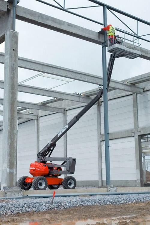 Manitou 200ATJ – 20m – Diesel Boom Lift