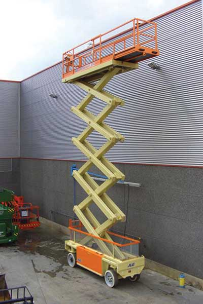 Liftlux 153–12 – 17.30m – Electric Scissor Lift