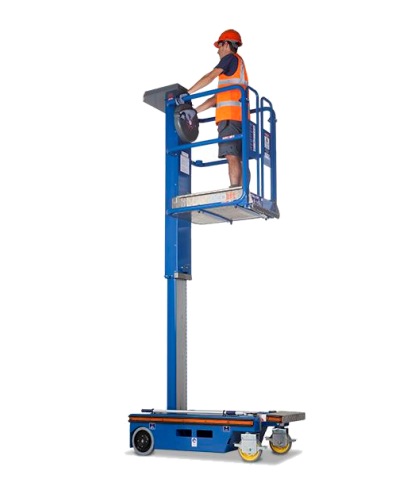 Ecolift – 4.20m – Low Level Access