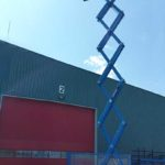 Holland Lift B165-12-electric-scissor-lift