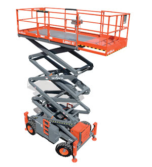 Skyjack SJ9241RT - 14 50m - Rough Terrain Scissor Lift