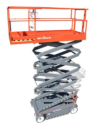 Skyjack SJIII 4626 – 9.92m – Electric Scissor Lift