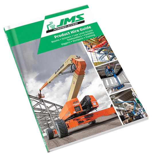 JMS Powered Access Pocket Guide