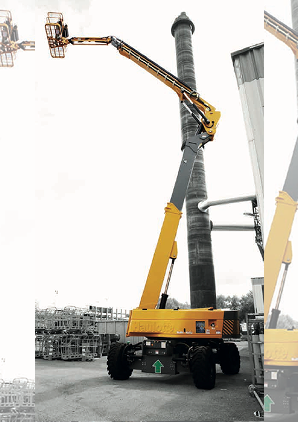 Haulotte HA32 RTJ Pro – 31.80m Diesel Boom Lift