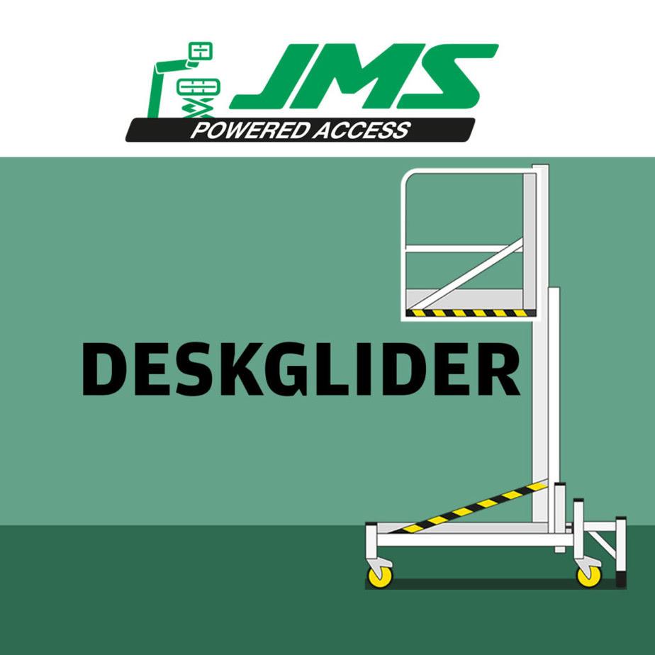 desk glider hire