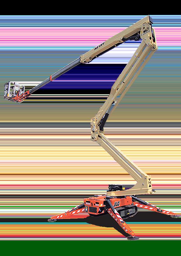 JLG X20J Plus – 20.5m Spider Boom