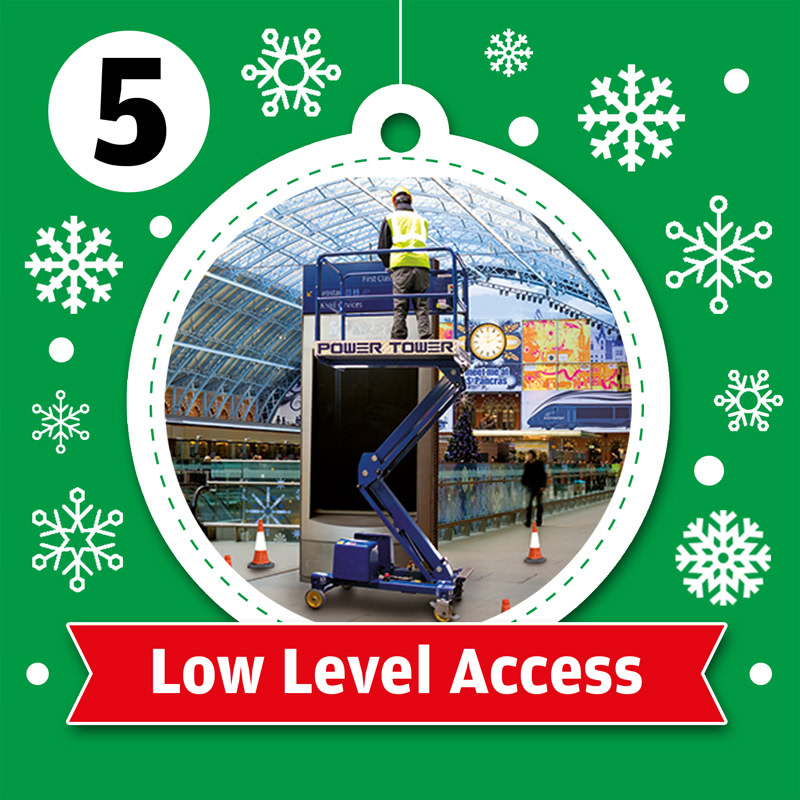 JMS Low Level Access Hire