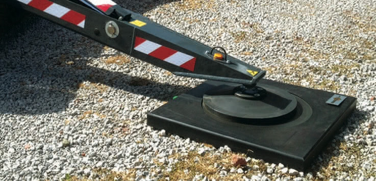 Spreader plates - available to hire from JMS