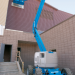 Articulating Cherry Picker Hire