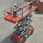 Material Handling Stand
