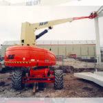 JLG 860SJ boom