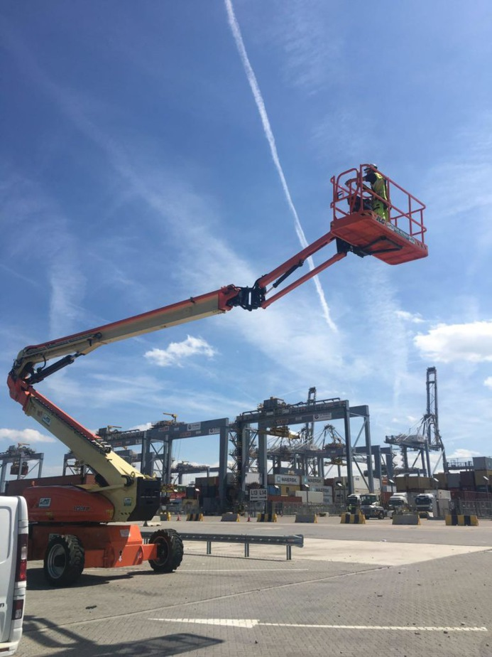Cherry Picker Hire from JMS