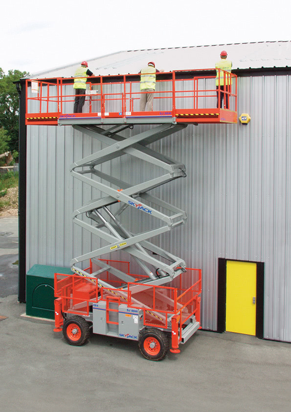 Skyjack 8841E - 14 50m - Electric Scissor Lift