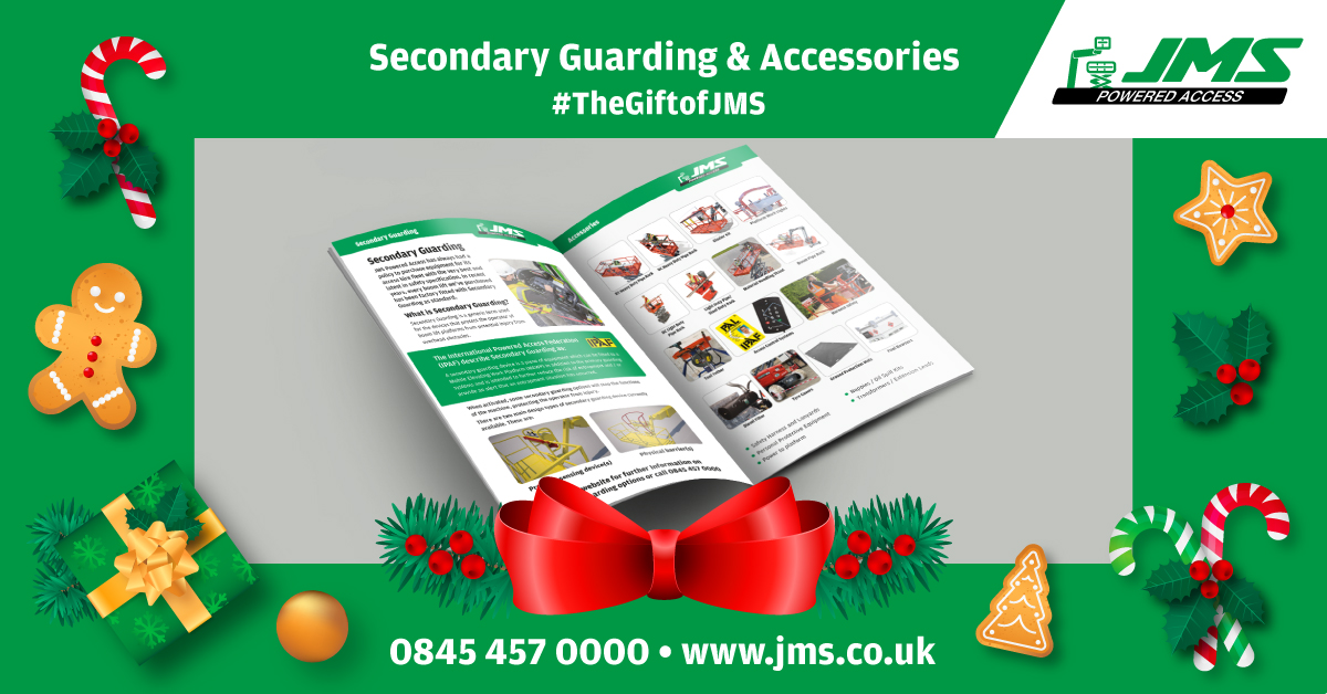 The Gift of JMS - Secondary Guarding and Accessories