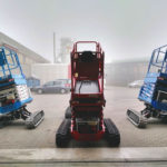 3 BiBi 850 BL Scissor Lifts